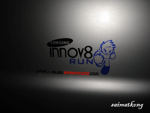Samsung Innov8 Stickers