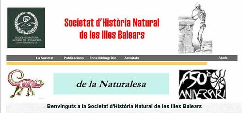 Societat d'Històrina Natural de les Balears