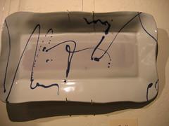 No. 11  (11/08 Show) (eliz.berezin) Tags: sculpture alaska clay pottery libby trays stoneware platters handbuilt soloshow cottonwoodpottery