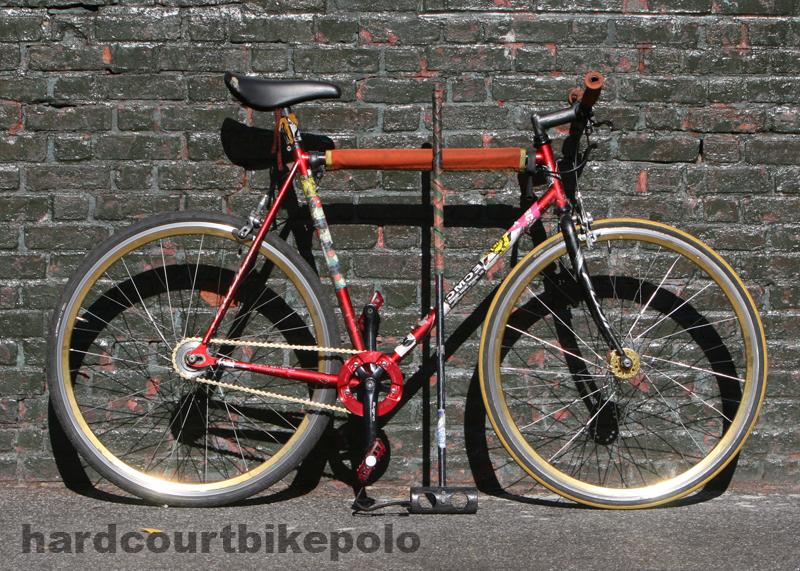 Chombo polo bike 1
