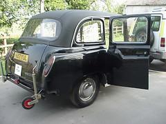 Half Black Cab