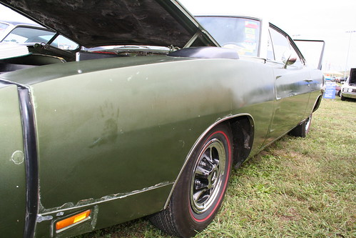 1969 unrestored 1969 Dodge Daytona