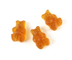 Loud Truck Energy Gummi Bears