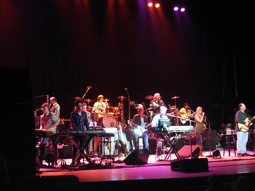 Brian Wilson Band (not from 2009!) Taken November 14, 2008 by tleparskas