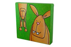 bunny high jinx - side