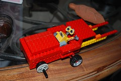 Lego cart