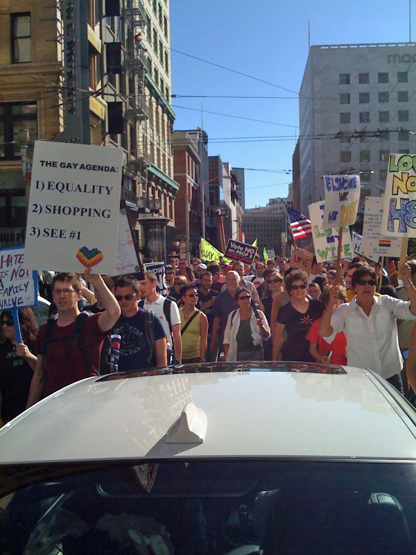 San Francisco Nov. 15 Protest