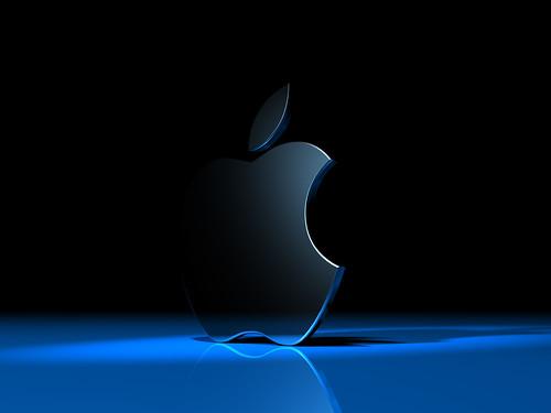 black desktop wallpaper. Apple Desktop Wallpaper by