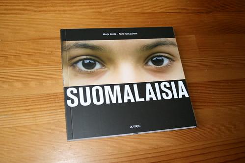 libro sobre inmigrantes en finlandia