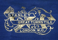 Stanley logo (noinkstains) Tags: drawing great engineering stanley turnstile instruments parallel rule navigation compass drafting surveying