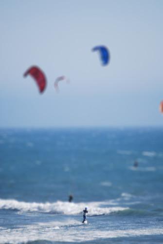 Tilt surfing