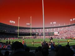 God is a 49ers fan?
