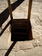 Kiva entrance