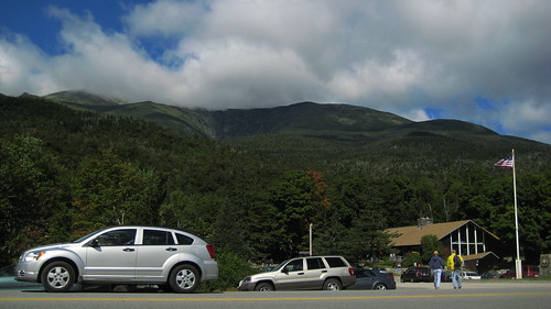 Pinkham Notch Visitor Center
