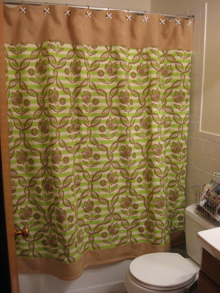 Shower Curtain 1