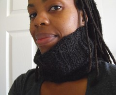 Berkshire Ribbed Neckwarmer 011
