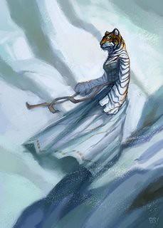 Snow Monster, by Ben Simonsen