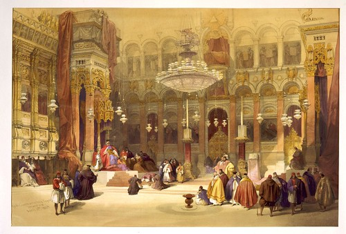 016-Iglesia Griega del Santo Sepulcro-Jerusalem