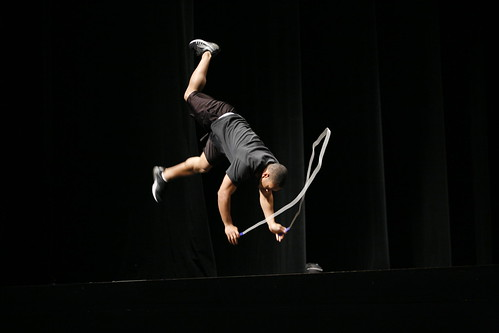 12/7/08 Jumps & Stunts