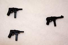 M3 Grease Gun Mod (The Ranger of Awesomeness) Tags: lego m3 greasegun brickarms m3greasegun