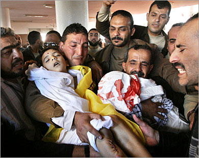 DEAD CHILDREN OF GAZA 5