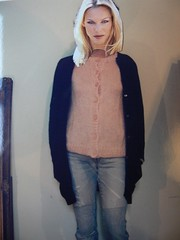 late in the evening (gandibacardi) Tags: finland jeans secondhand cardigan lapua layering thrifted