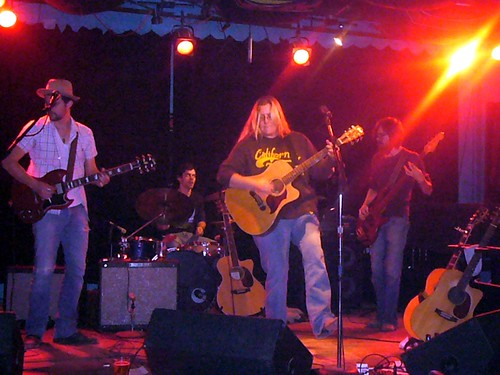 Susan Gibson and the Charlie Shafter Band