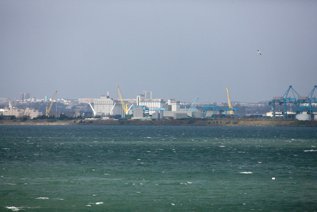 View From Blackrock
