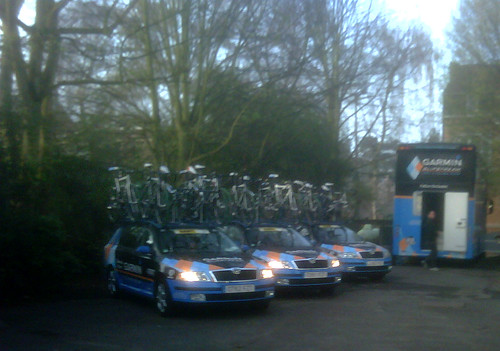 Ready to go - Tour of Flanders 2009