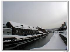 小樽運河 (LoBsTeRbig) Tags: 北海道 c4040z