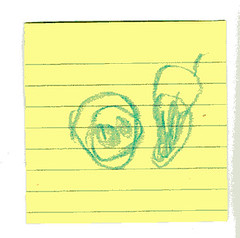 Meatballs Post-it