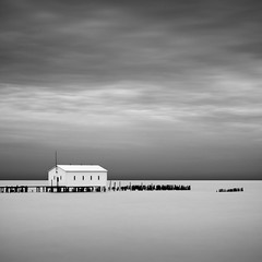On Anchor Bay (Jeff Gaydash) Tags: longexposure blackandwhite water square seascapes greatlakes lakescapes nd110