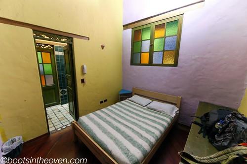 Our second hostel, Hostal Fatima