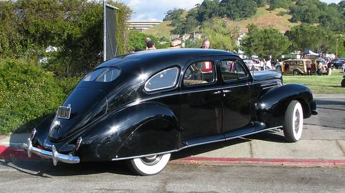 1939 Lincoln Zephyr Convertible Sedan - YouTube