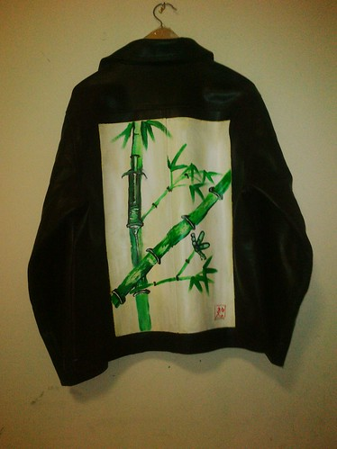 Christian's Jacket: Holistic Medicine