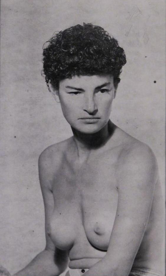 Man Ray Juliet  ca. 1940
