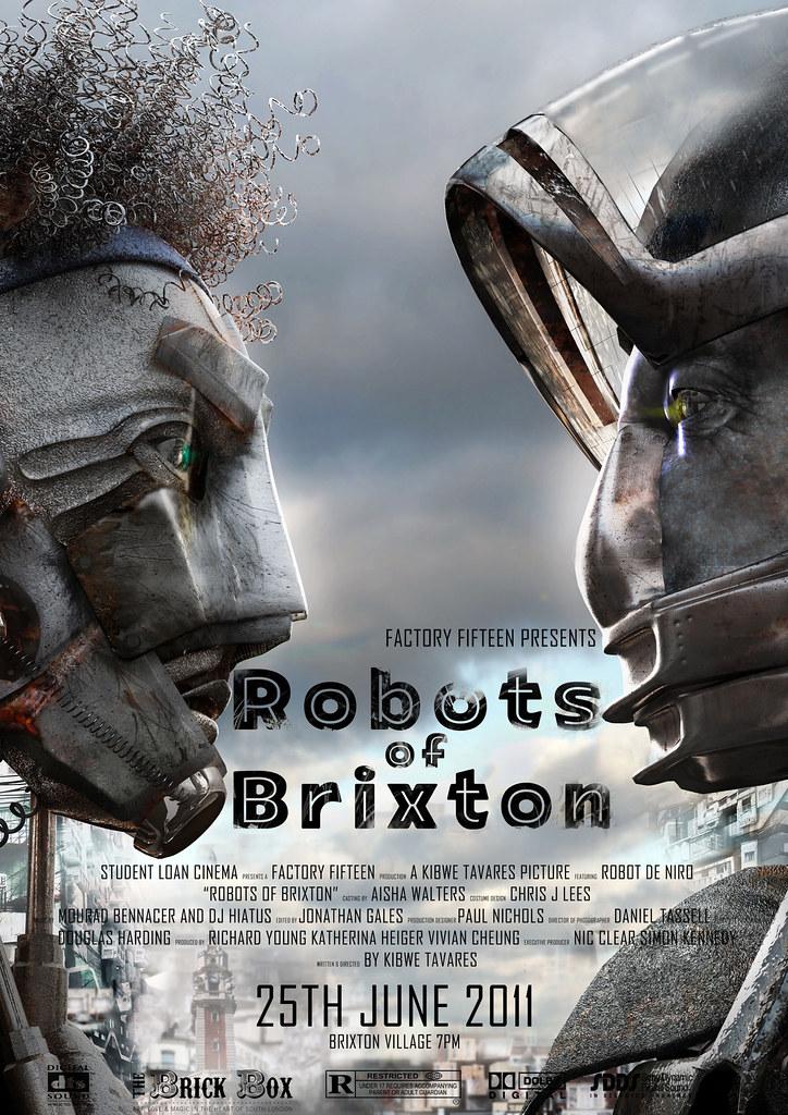 Robots of Brixton