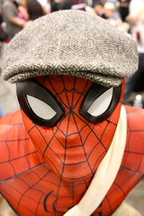 Phoenix Comicon 2011: Spiderman
