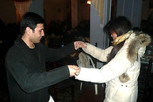Wedding Dancing - Khiva, Uzbekistan