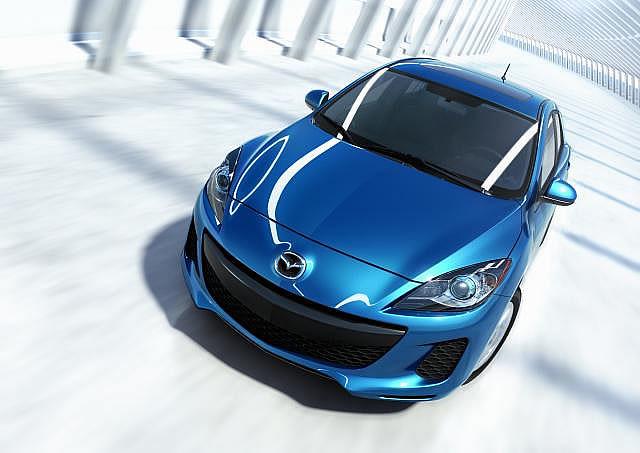 2012 US Mazda 3