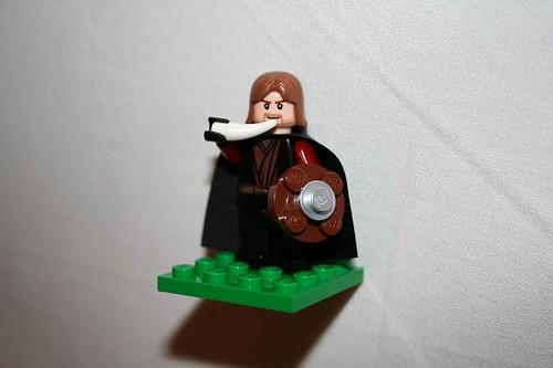 Boromir by Mr Spielbrick.