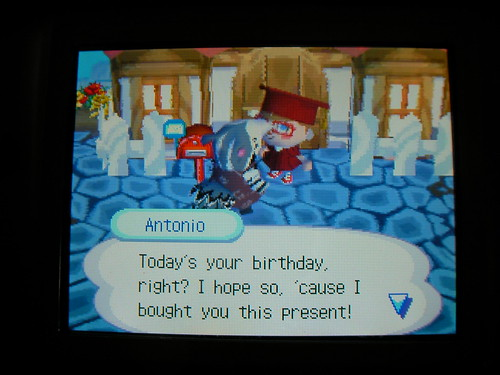 Animal Crossing Birthday by Laura Moncur from Flickr