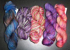 April Loopy Ewe Yarn