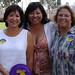 Assemblymember Mary Salas, Arlie Ricasa, Senator Denise Moreno Ducheny