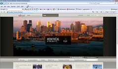 Montreal Tourism Website