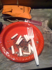 Cigarette Meal