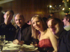 Big Chip Awards - Simon, Roy, Dave and Kat