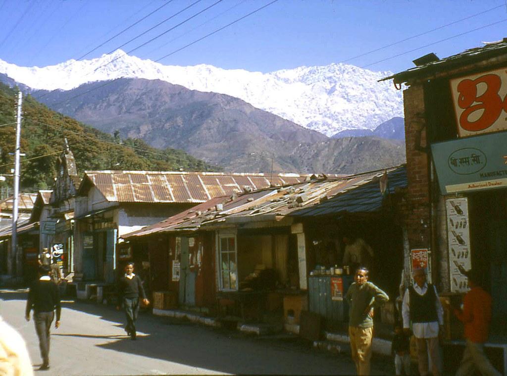Dharamsala, Himachal Pradesh, India, 1971