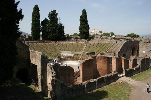 Pompeii Theatre 1