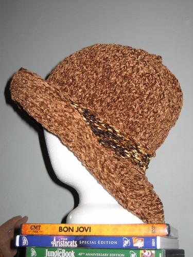 Chenile Hat
